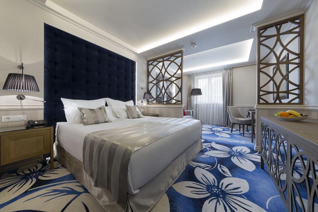 Zimmer Grand Hotel Slavia