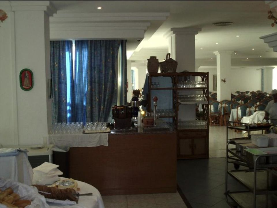 Im Speisesaal.v.Hotel von M.Kurowski allsun Hotel Mariant Park