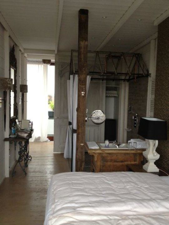 Mit Offener Dusche Hotel Ackselhaus