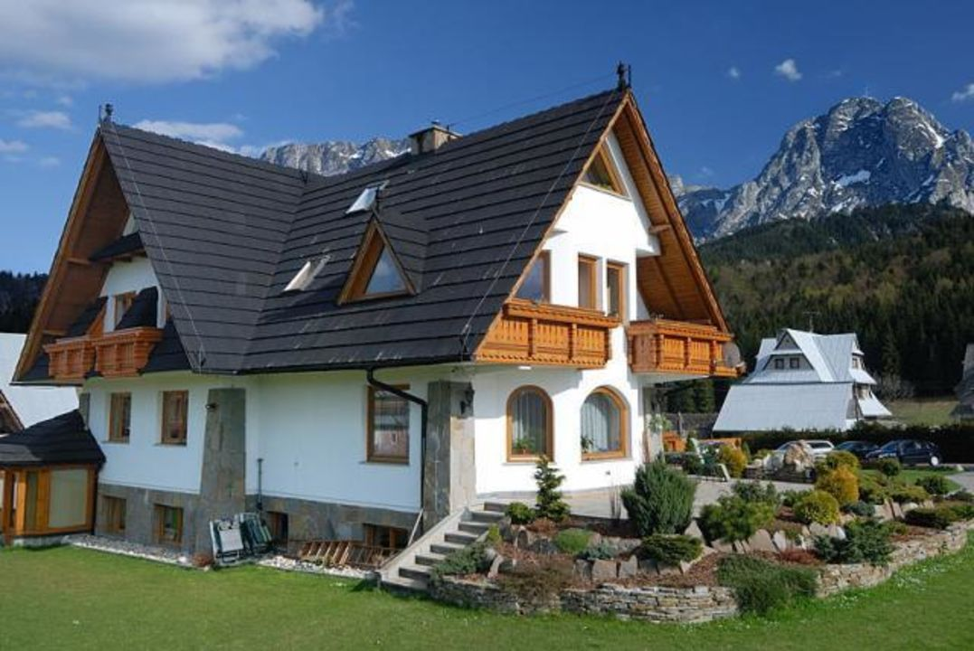 Villa Pod Reglami Zakopane Cottage Domki Pod Reglami