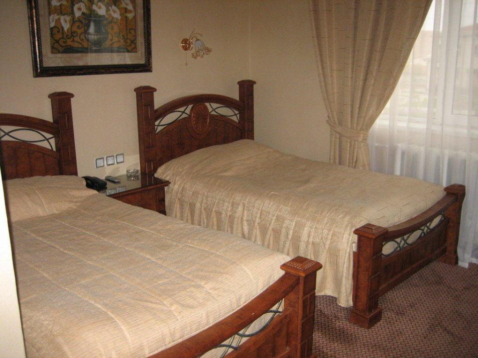 Zimmereinrichtung Hotel Asia Chiwa