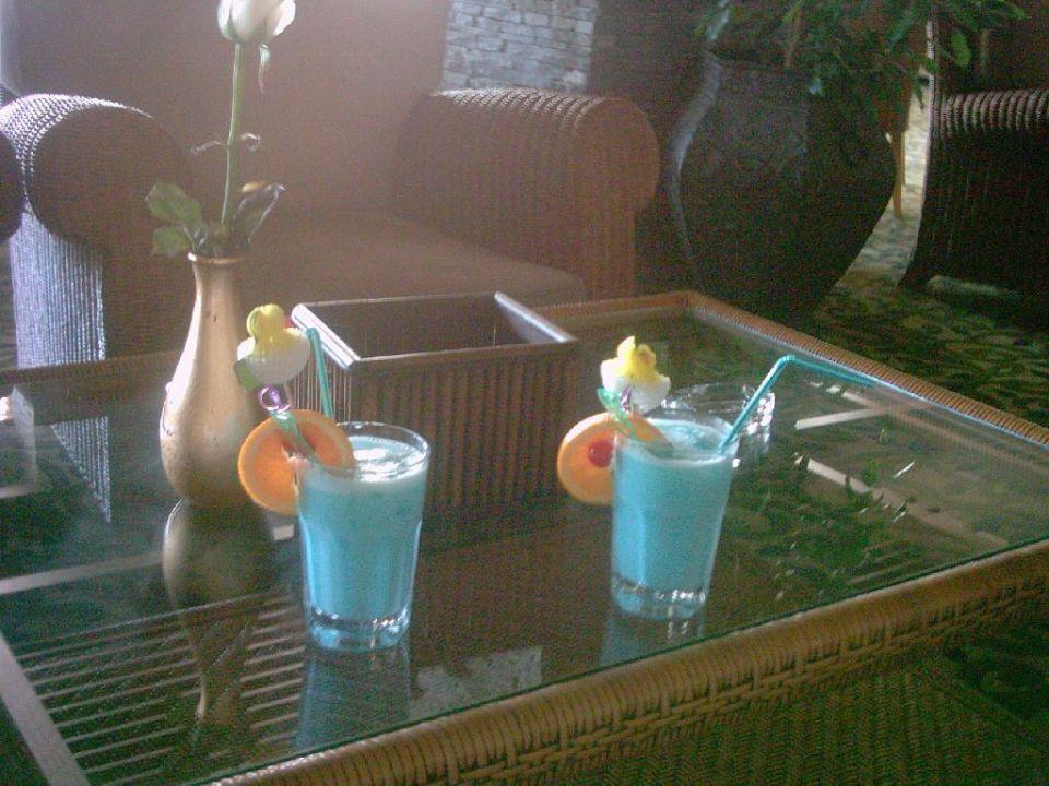 Cocktail 'Riva Diva' Hotel Delphin Diva