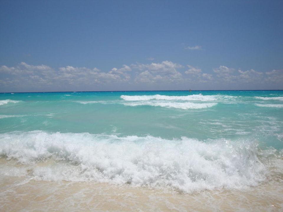 Hier möchte doch jeder gerne mal hinein? Sandos Playacar Beach Resort