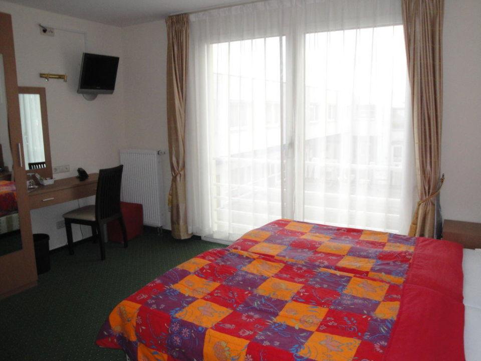 Doppelzimmer im JFM Hotel JFM