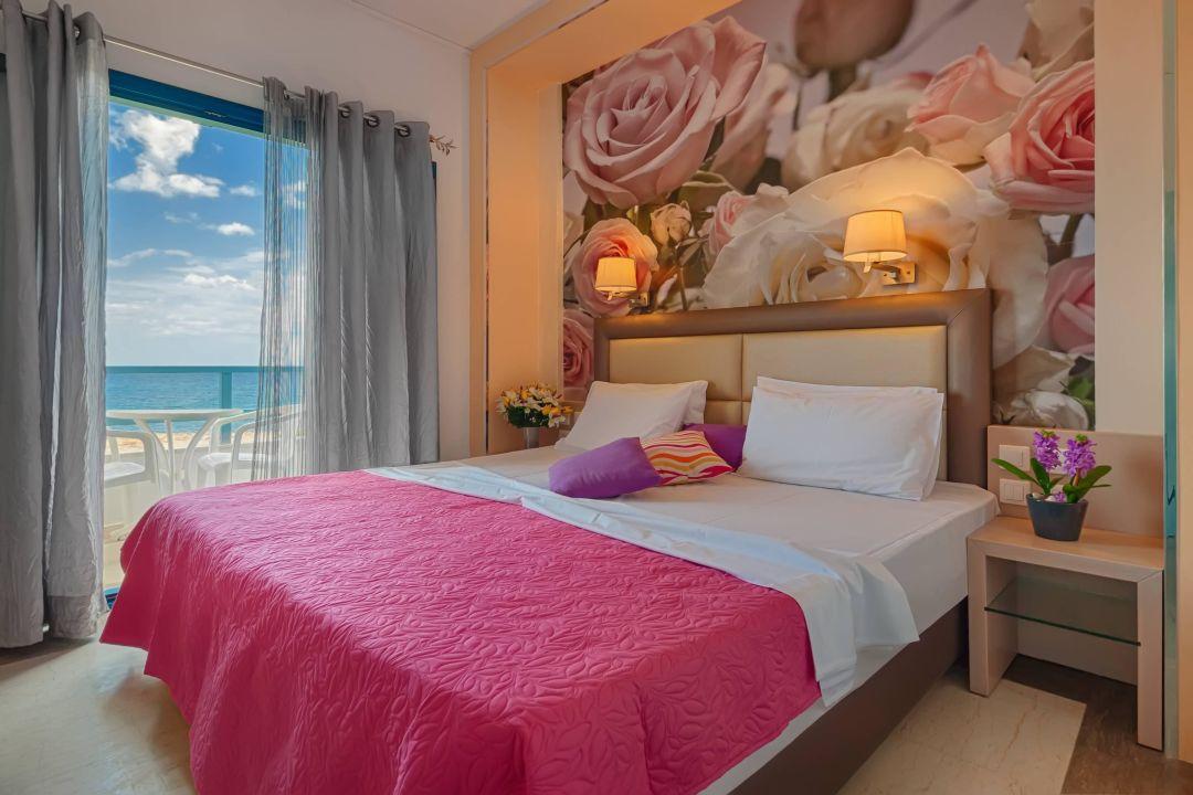 Room view Pyrgos Beach Hotel