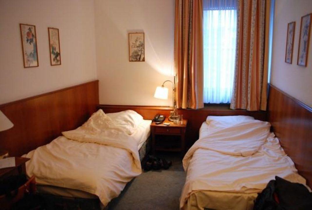 Zimmer 403 Hotel Amba