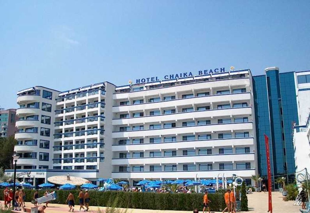 Hotel Chaika - Sonnenstrand- - Bulgarien Chaika Beach & Spa Hotel