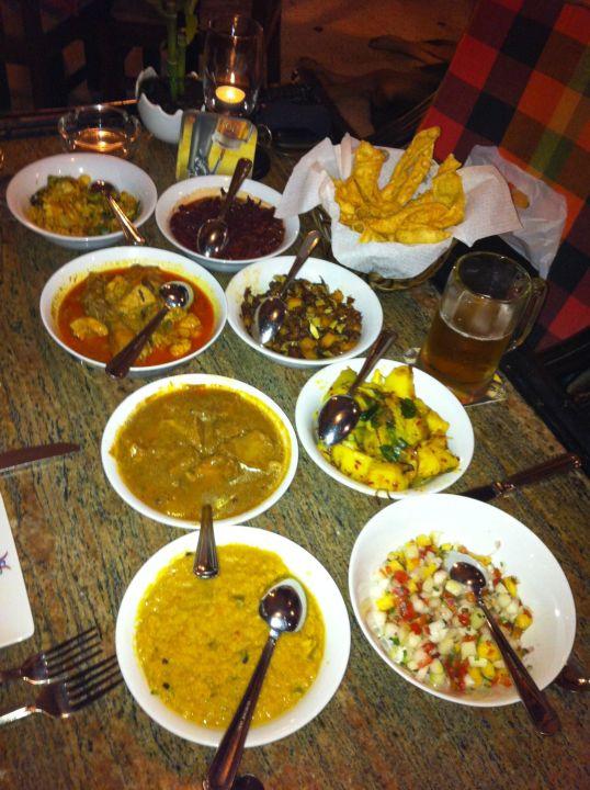 Leker Essen - Sri Lanka \