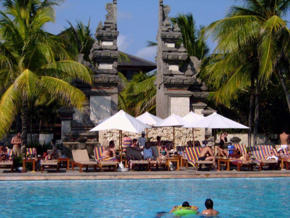 Pool Padma Resort Legian