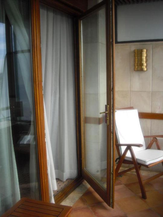Balkon Hotel Gran Melia Victoria