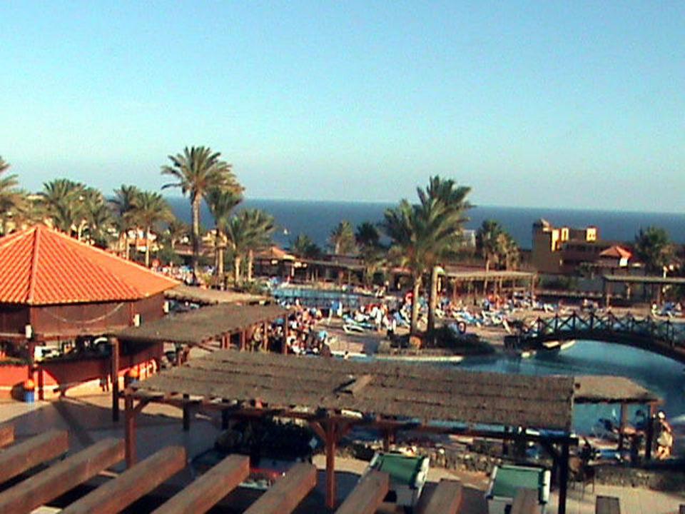 Vistas jardines y playa Occidental Jandía Mar