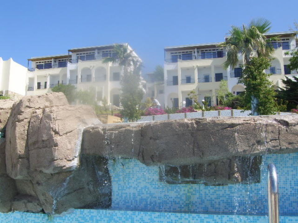 Oberer Pool Kadikale Resort