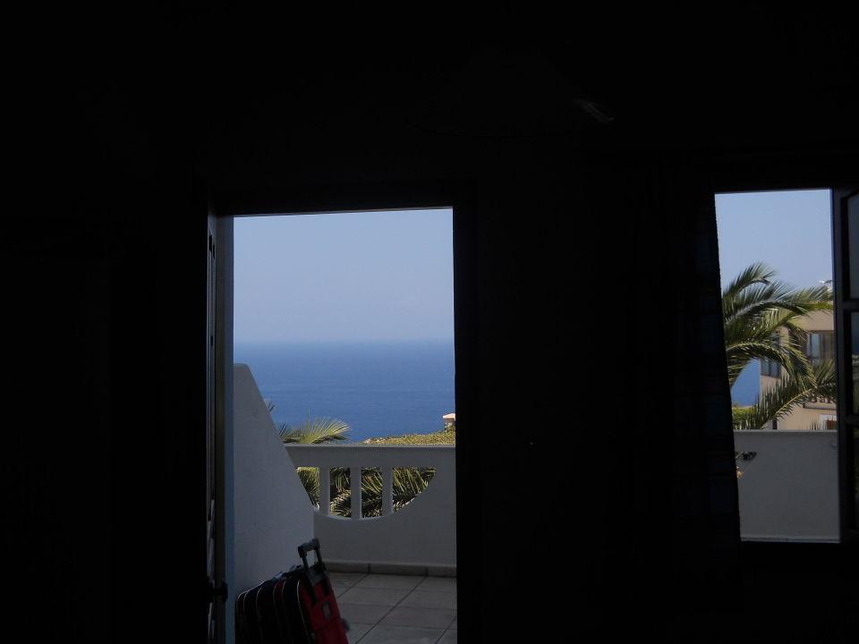 Widok prosto na morze Spiros & Soula Apartments
