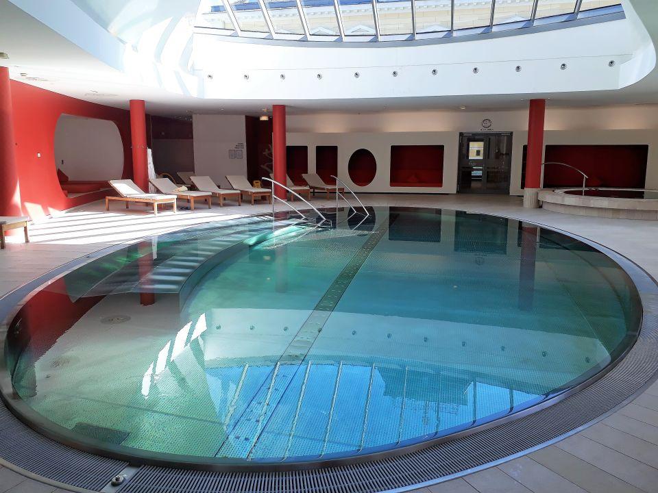Pool Villa Seilern Vital Resort
