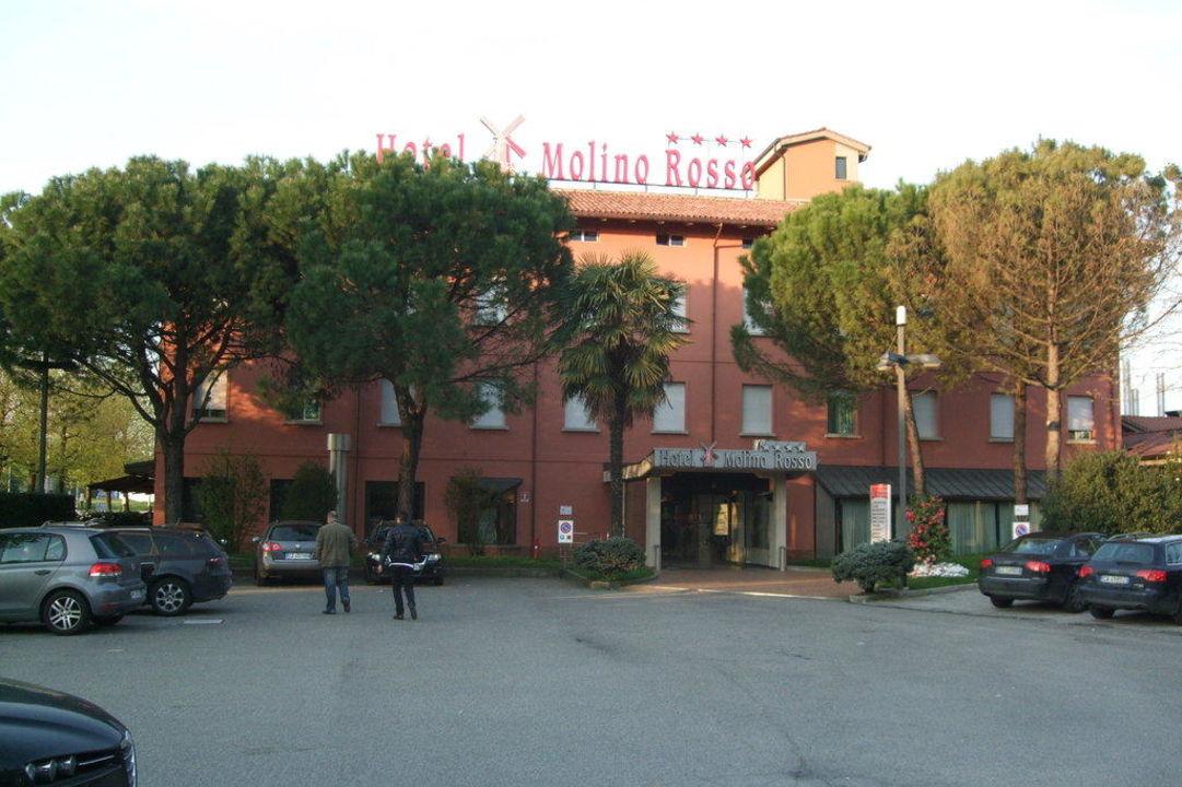 Das Hotel Molino Rosso Hotel Molino Rosso