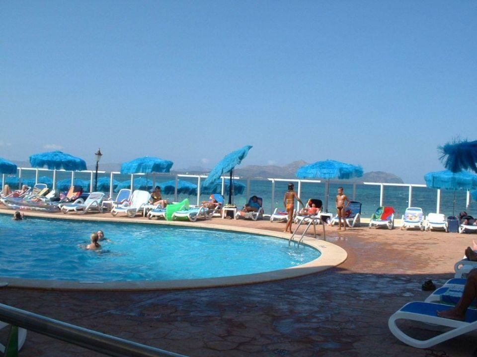 Pool Gran Bahia Hotel & Apartments