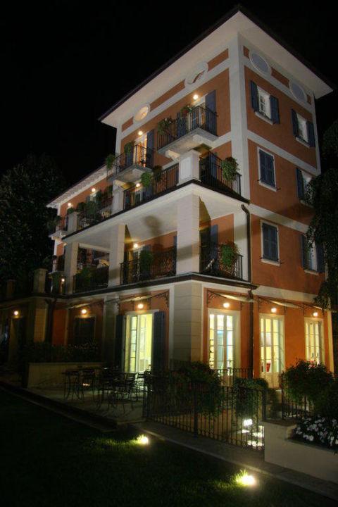 Außenansicht des Hotels Hotel La Luna Nel Porto