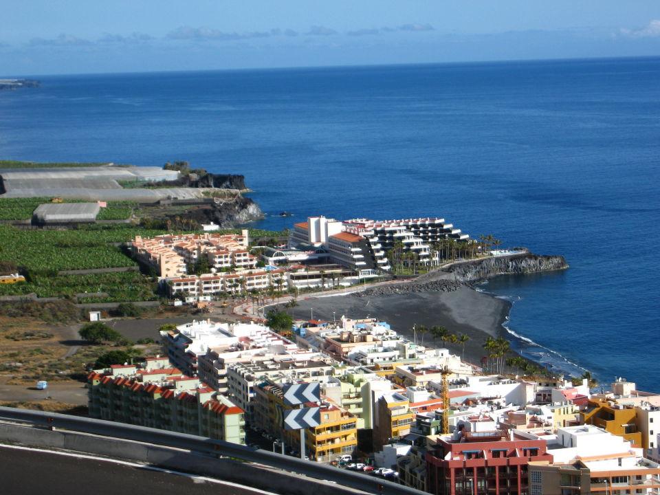 Sicht auf hotel und puerto naos sol la palma hotel apartments puerto naos holidaycheck - Sol la palma puerto naos ...