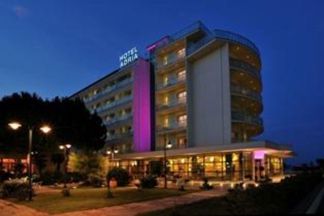 Hotel Adria by night Hotel Adria