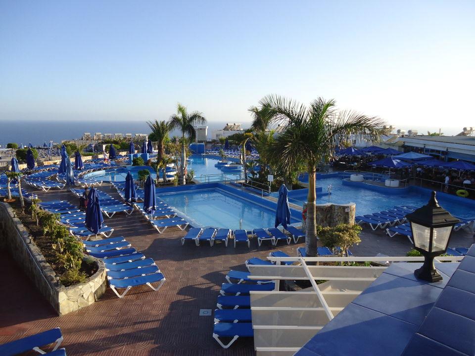 Poolansicht hotel servatur puerto azul puerto rico holidaycheck gran canaria spanien - Servatur puerto azul hotel ...