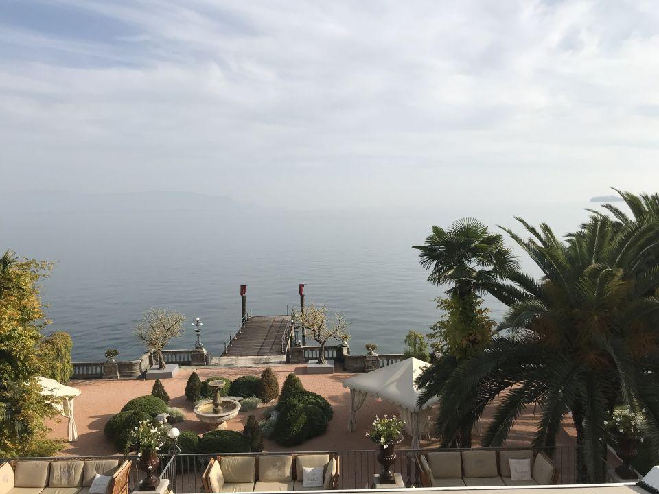 Ausblick Grand Hotel Fasano
