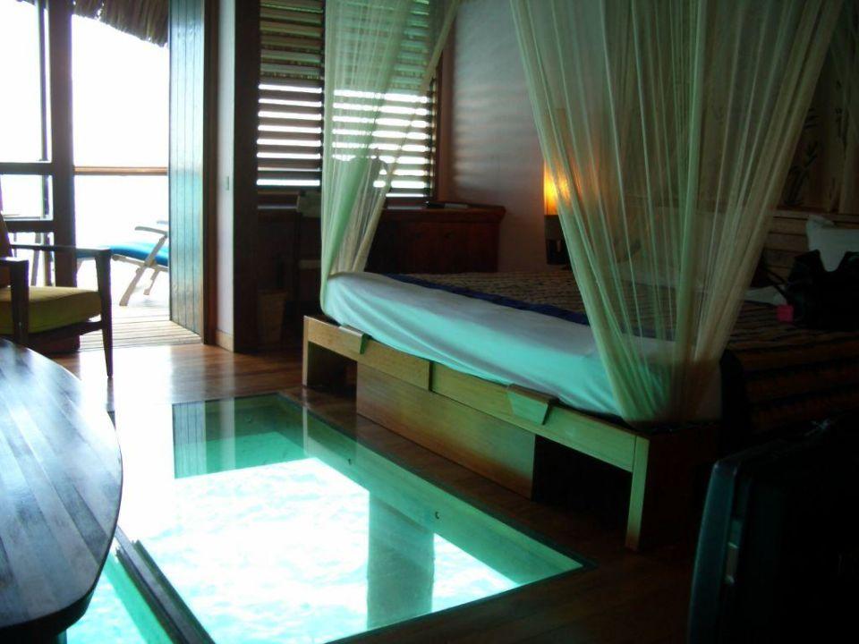Bungalow Hotel Le Meridien Bora Bora