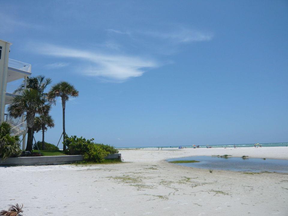 Siesta Beach Tropical Breeze Resort Spa Siesta Key