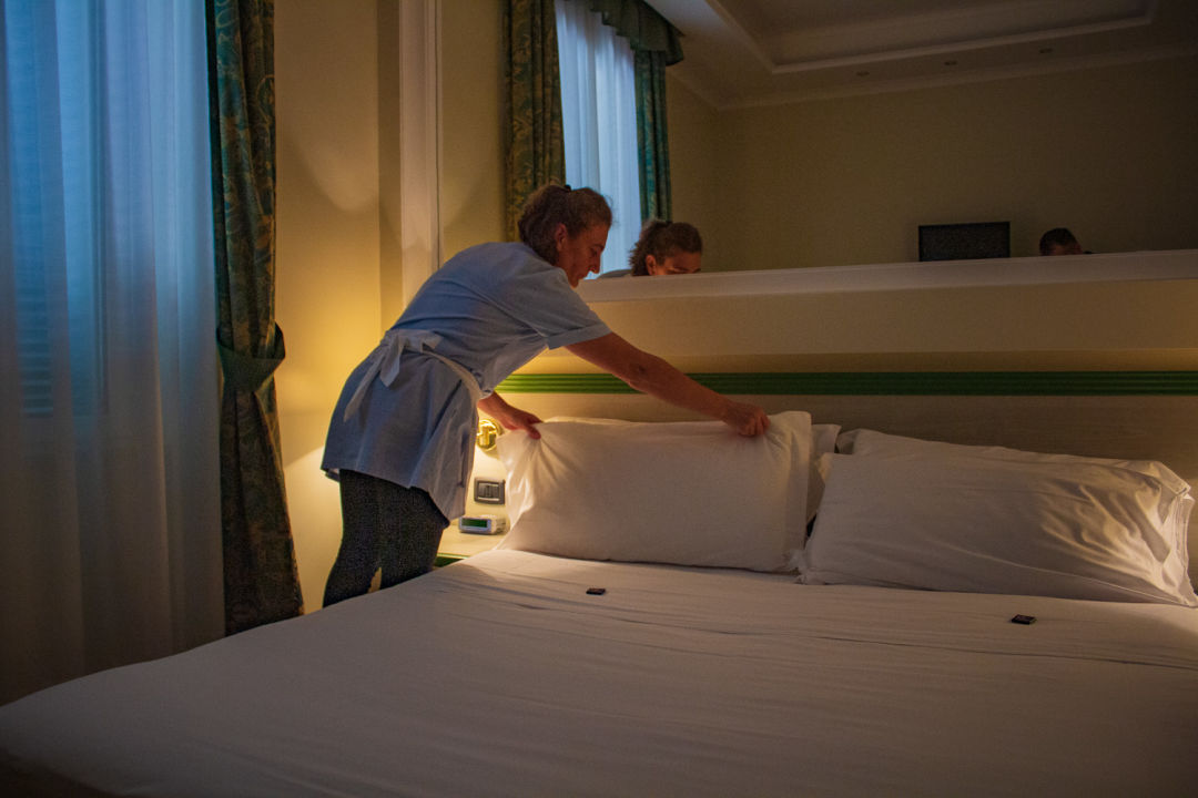 Zimmer Best Western Hotel La Conchiglia