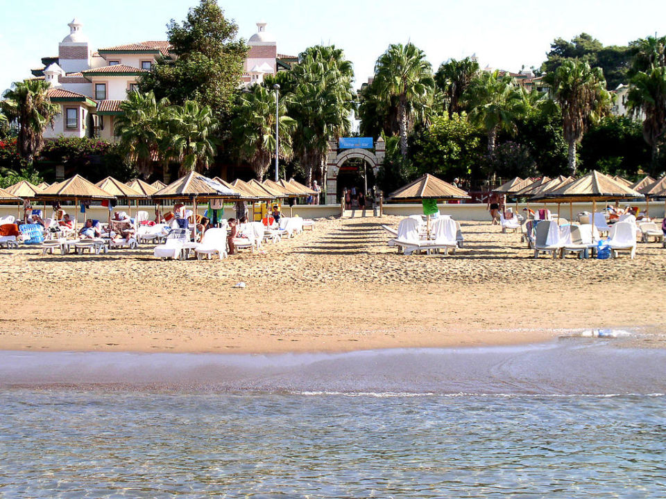 Strand und Hotel Hotel Defne Star