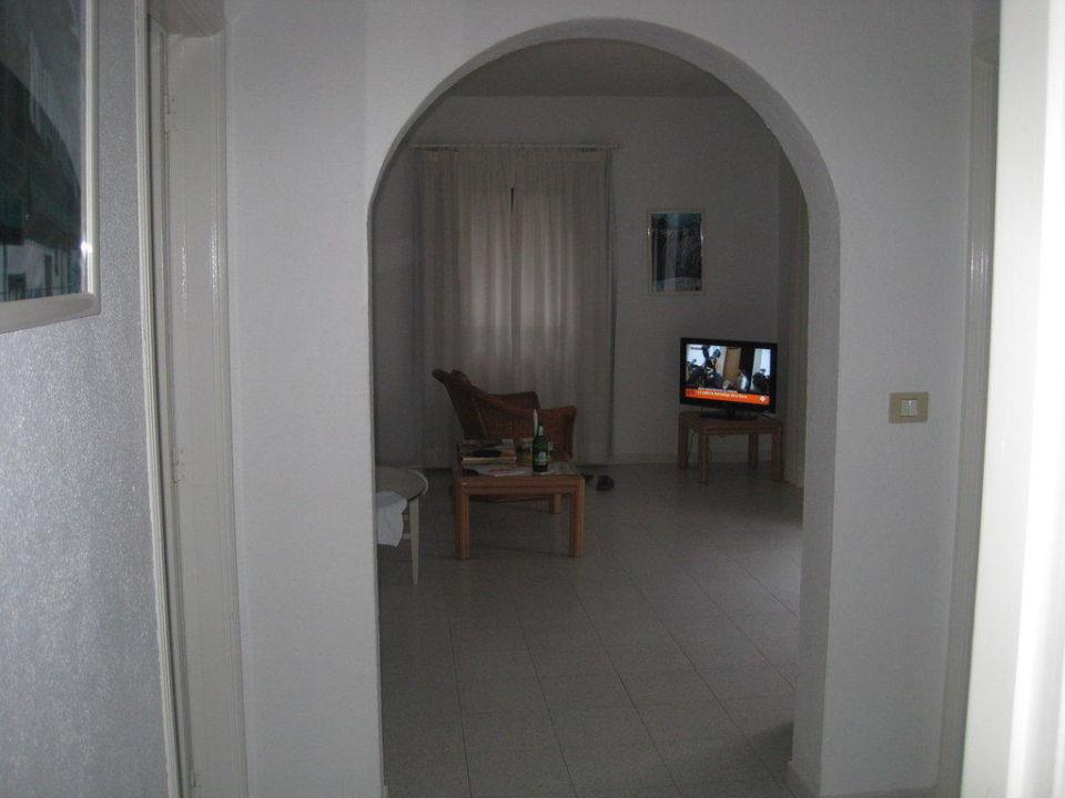 Wohnzimmer Bungalows La Plantacion