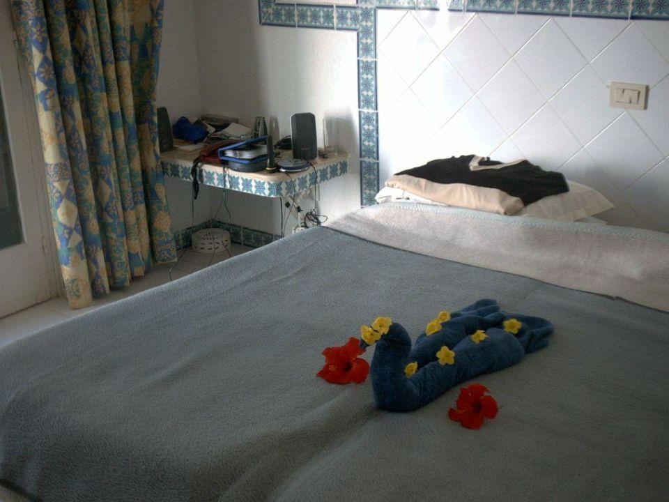 Zimmer Hotel Sangho Club Zarzis
