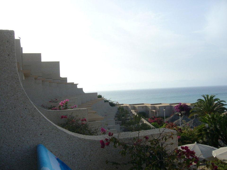 Ausblick vom Balkon SBH Monica Beach Resort