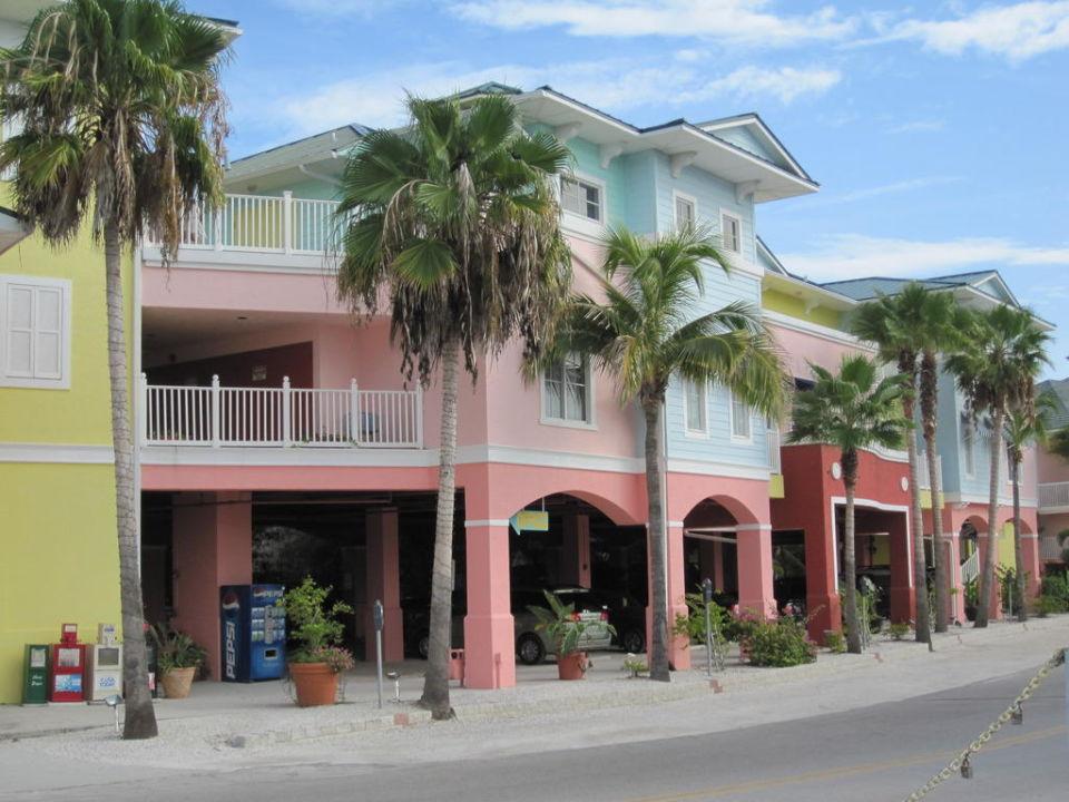 Außenansicht Lighthouse Resort Inn & Suites