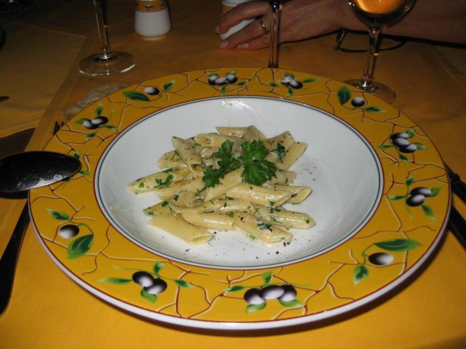 im italienischen Restaurant Titanic Beach Lara