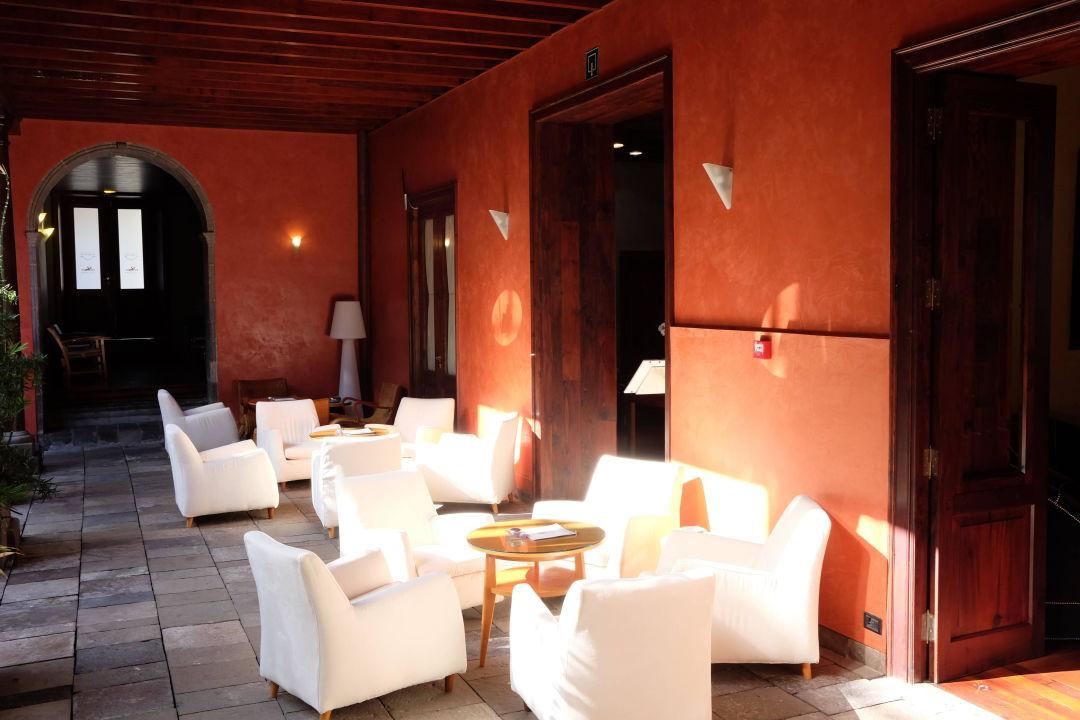 Lobby Hotel San Roque de Garachico