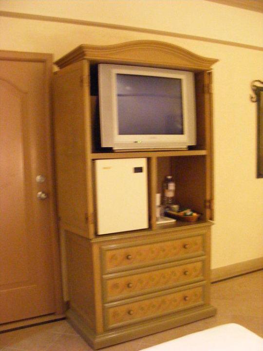 Fernseher / Kühlschrank Hotel Fiesta Americana