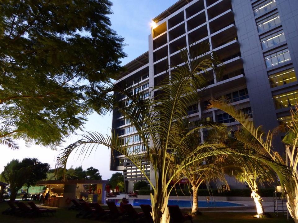 Außen Hotel Park Rotana Abu Dhabi