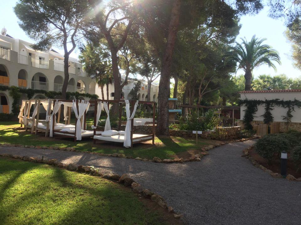 Außenanlagen TUI MAGIC LIFE Club Cala Pada