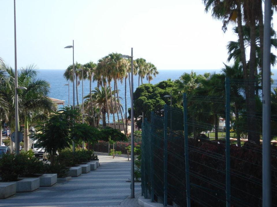 Weg Zum Strand Allsun Hotel Los Hibiscos Costa Adeje