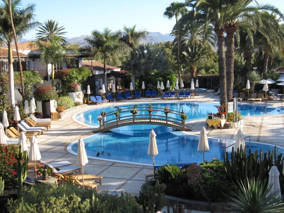 Ausblick Vom Zimmer Seaside Grand Hotel Residencia Meloneras