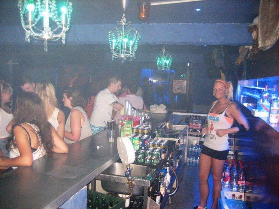 Aqua club 2 Kalypso Hotel