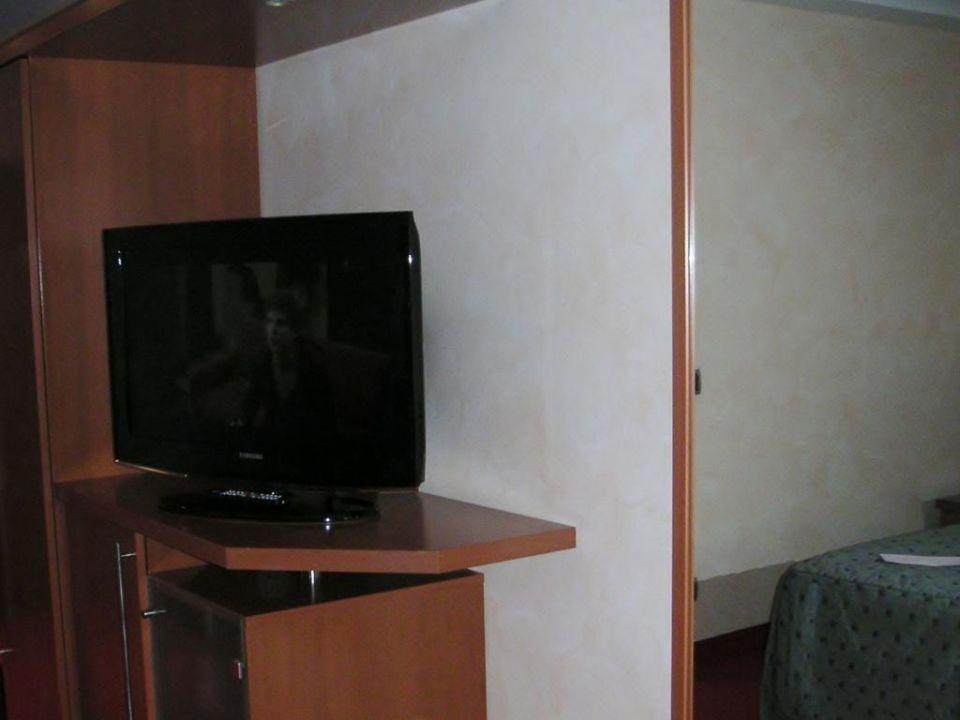 Flat-TV Hotel Erzgiesserei Europe