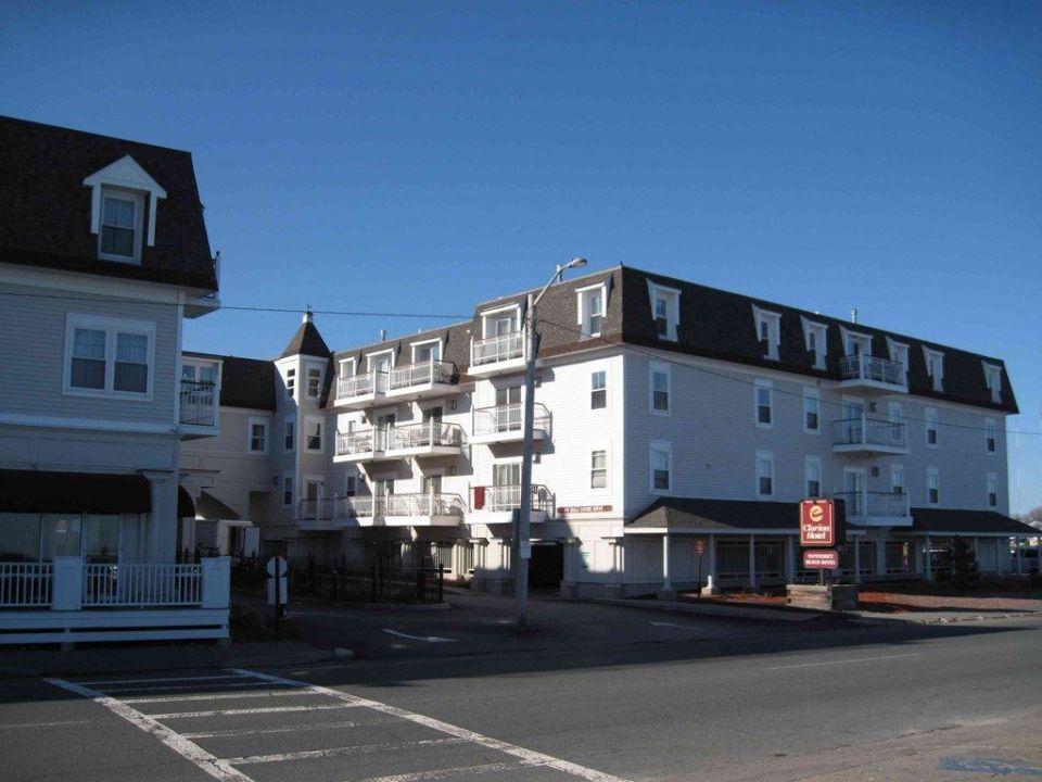 Hotel und Appartmenthaus Nantasket Beach Resort