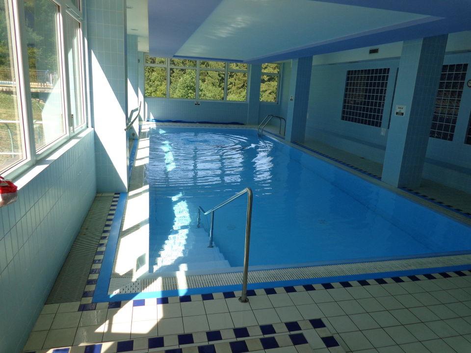Hotel Jelenovská vnitřní bazén