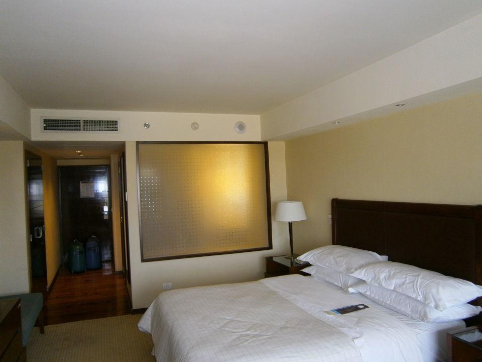 Blick zum Bad Hotel Sheraton Mendoza