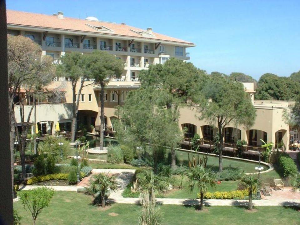 Hotel Rixos Belek - Haupthaus mit Gartenanlage Papillon Ayscha Hotel