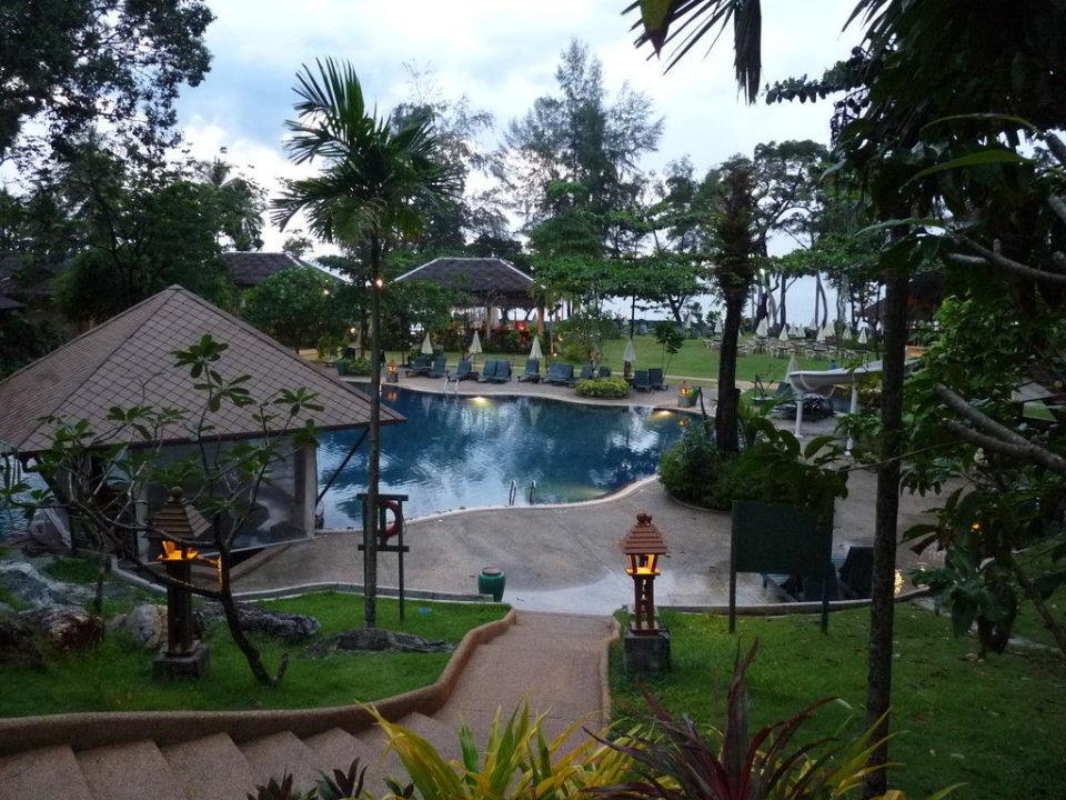 Unterer Pool Khao Lak Merlin Resort