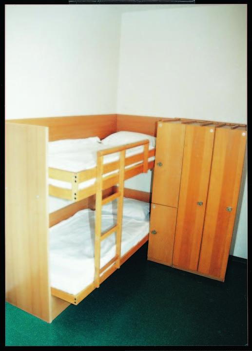 Zimmer Kategorie 2 HI Jugendgästehaus Brigittenau