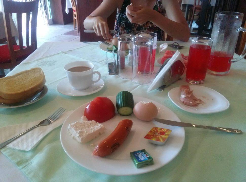 Sniadanie Hotel Riviera