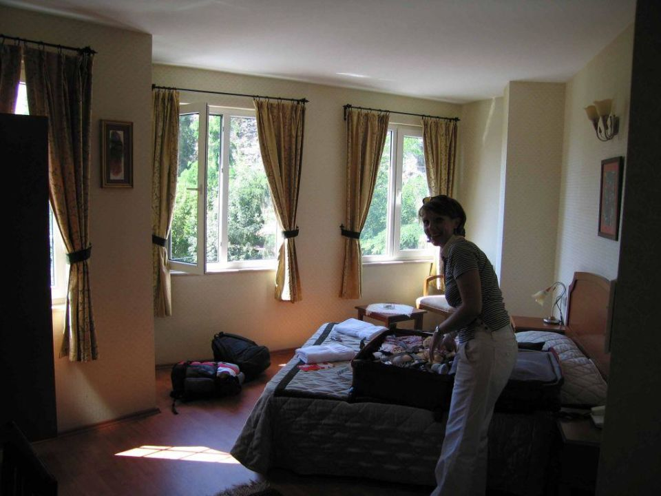 Hotel Erguvan, Zimmer Hotel Erguvan